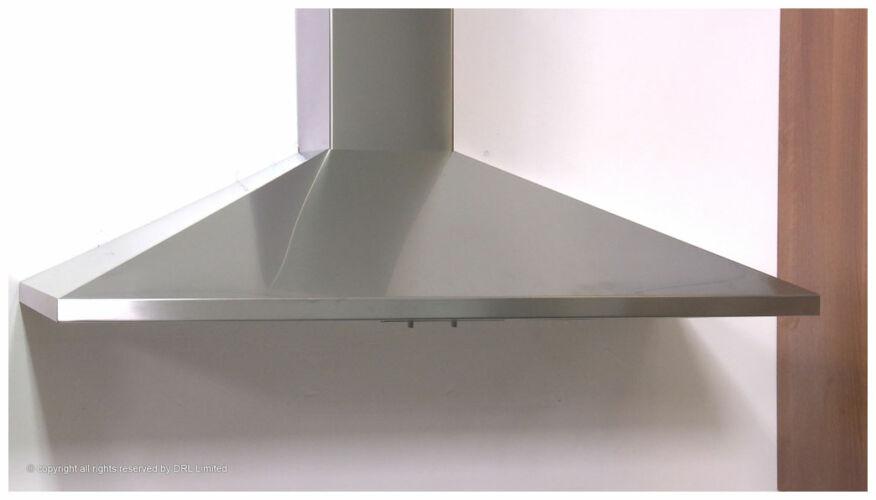 Electrolux EFC90151X páraelszívó, Kürtős, 90 cm
