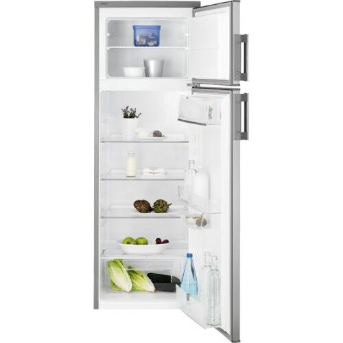 Electrolux EJ2301AOX2 Kombi hűtő felülfagyasztós A+ 140cm magas