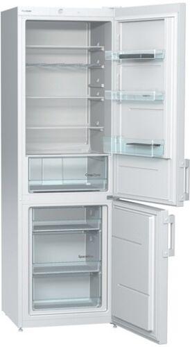 Gorenje RK6191AW szabadonálló fehér kombinált hűtőszekrény, A+ 185cm magas