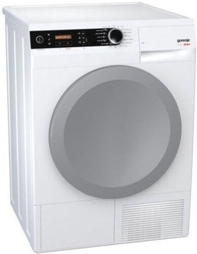 Gorenje D 8665 N fehér kondenzációs szárítógép, A++, 8kg ruhatöltet,