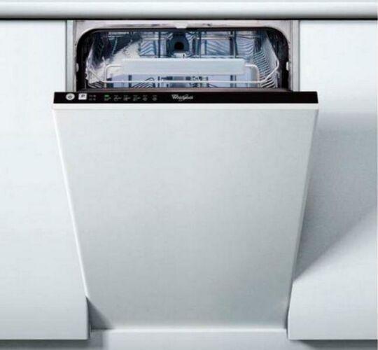 Whirlpool ADG 221 teljesen integrálható mosogatógép,45 cm