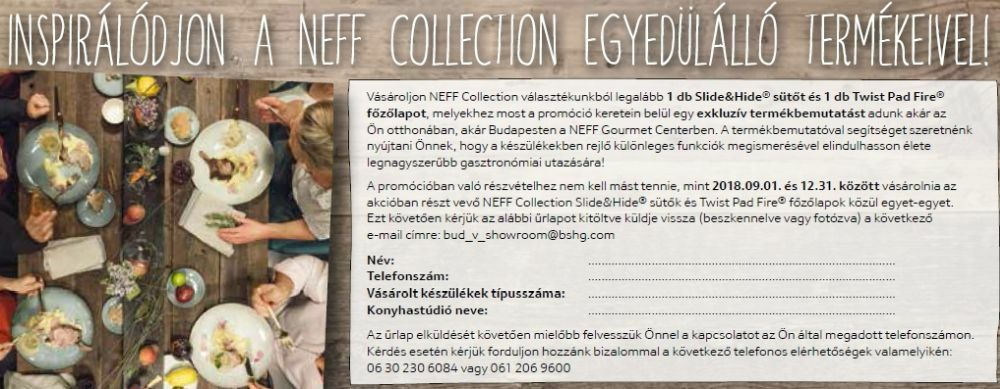 NEFFCollection
