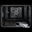 AEG BEB351110B beépíthető sütő, PlusSteam (fekete)