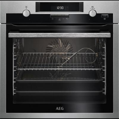 AEG BCE552350M beépíthető sütő, PlusSteam