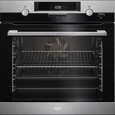 AEG BCK451350M beépíthető sütő, PlusSteam
