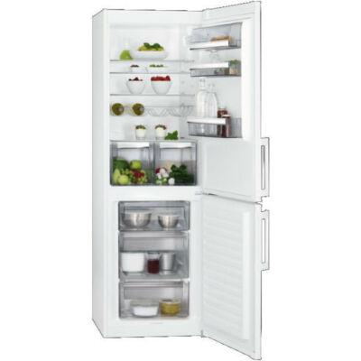 AEG RCB534E1LW Alulfagyasztós hűtőszekrény, A++, 185 cm
