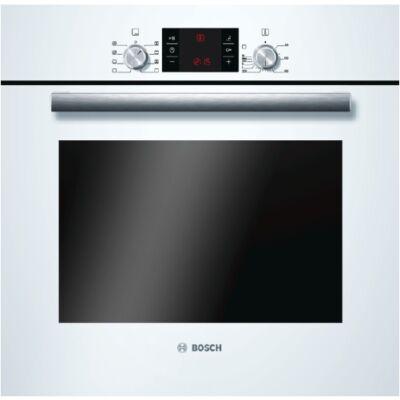 Bosch HBG43T320R fehér beépíthető sütő, 7 funkcióval, 3sütősínnel