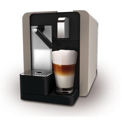 Cremesso Caffé Latte Titan Silver kapszulás kávéfőzőgép, Akciós