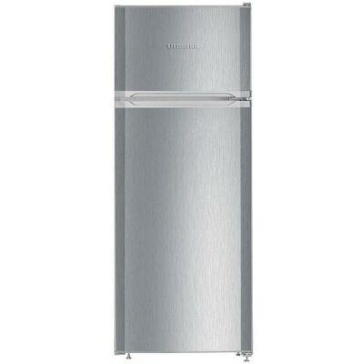 Liebherr CTPel 231 Szabadonálló kombinált hűtő, SmartFrost, 140cm magas, 233 literes