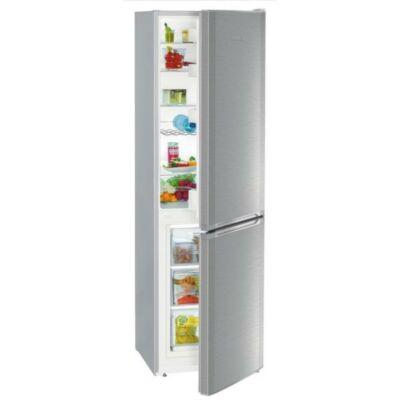 Liebherr CUef 331 Szabadonálló kombinált hűtő, SmartFrost, 181cm magas, 296 literes