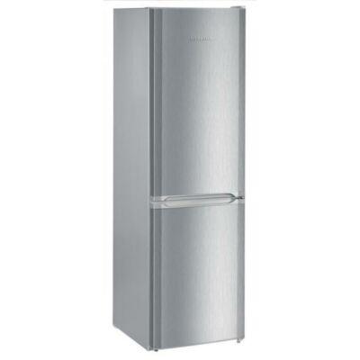 Liebherr CUel 331 Szabadonálló kombinált hűtő, SmartFrost, 181cm magas, 296 literes