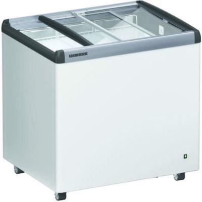Liebherr EFE 2252 Professional jégkrém hűtő, 83cm széles, LED, üveg tolótető
