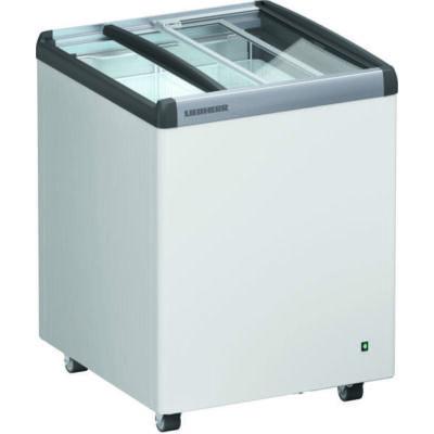Liebherr EFE 1552 Professional jégkrém hűtő, 63cm széles, LED, üveg tolótető