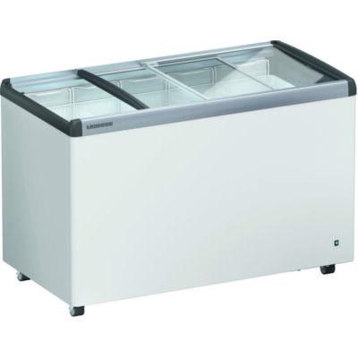 Liebherr EFE 3852 Professional jégkrém hűtő, 125cm széles, LED, üveg tolótető