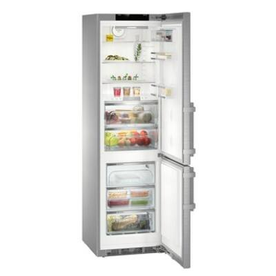 Liebherr CBNies 4878 Premium Szabadonálló kombinált hűtő, NoFrost, BioFresh, 201cm magas, 351 literes