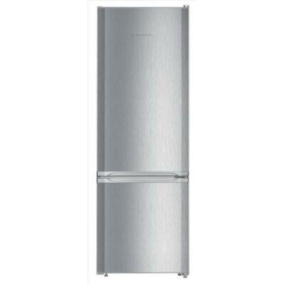 Liebherr CUel 281 Szabadonálló kombinált hűtő, SmartFrost, 161cm magas, 265 literes
