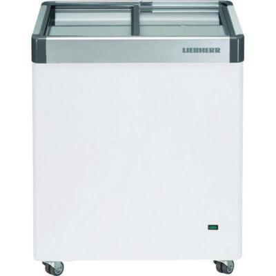 Liebherr EFE 1152 Professional jégkrém hűtő, 75cm széles, LED, üveg tolótető