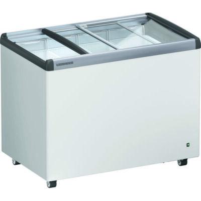 Liebherr EFE 3052 Professional jégkrém hűtő, 105cm széles, LED, üveg tolótető