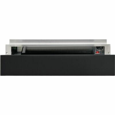 Whirlpool W1114 edénytartó-melegítő fiók, fekete üveg, W Collection