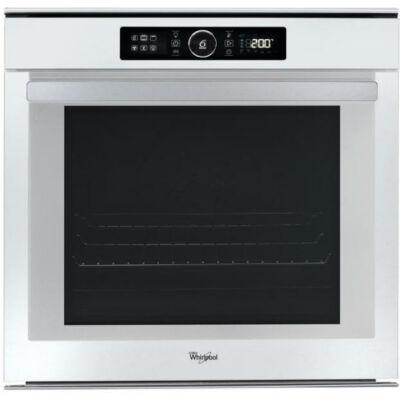 Whirlpool AKZM 8480 WH Beépíthető sütő, fehér szín