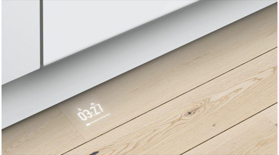 Bosch SBA88TD26E teljesen beépíthető mosogatógép, 60cm széles, Accent Line, 14 teríték, WiFi, Zeolith, OpenAssist